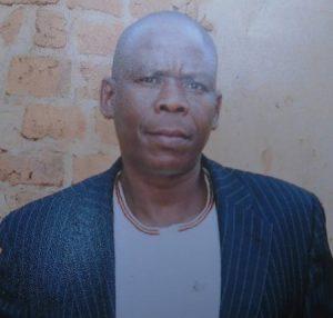 Rev. David Kiirya