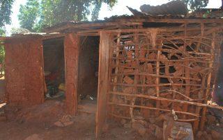 Kigongo's home in need of repair